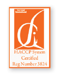 HACCP Qualified Logo