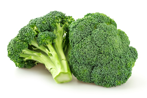 Australian Broccoli green ready for export